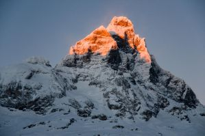 Matterhorn Sunset 2 by gravisher