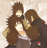 Madara's Nephews by NEIMANA
