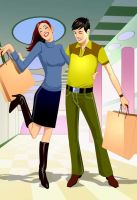 let's shoping by AdmiraWijaya