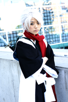 Bleach Cosplay: Toushirou by Akusesu