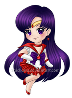 Sailor Mars by Raichana