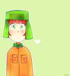 South Park:Kyle by Mika-Chan404