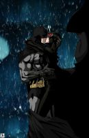Batman - Love the Cold by Xpand-Your-Mind