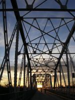 Bastrop Bridge No. 3 by cotrackguy