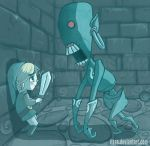 Link vs Redead by tissa
