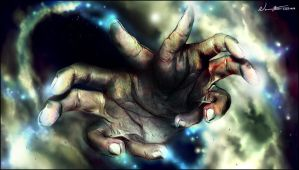 Hand of the Creator by bm
