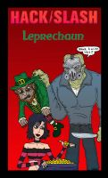 HackSlash: Leprechaun by Lordwormm