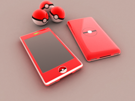 Pokedex Concept v2 by 0111100001000100