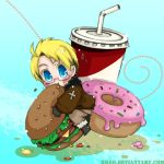 APH: Junk Food King by Rheo