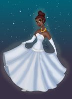 Princess Tiana by TheSopranoPiano