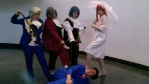 Phoenix Wright: Abused Attorney by LadySephiroth86