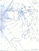 Queen by CallineXoP