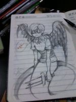DaveSprite Crappy Doodle Sketch by iSEIpizza