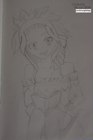Levy McGarden - Fairy Tail by carolinamgfidalgo
