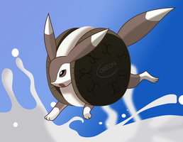 One Hour Vectors: Oreon by laberoon