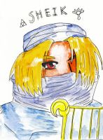 Watercolor Sheik by Championx91
