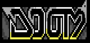 DOOM Ansi by roy-sac