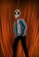 Stay Delirious by InvaderAllieNinja
