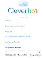 Clever bot? by TheIndianaCrew