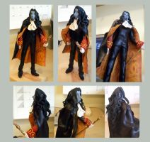The Count in 3D by Kibo