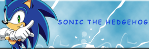 Sonic the hedgehog signature by Dingo-Sniper