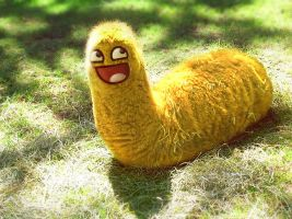 Llama Worm by wormhappy1plz