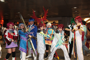 Tales of AFA 2011 by Daidairo