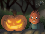 Chipmunk'd Halloween by MrOstentatious