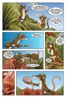 Conspiracy of Mammals 2 by ursulav