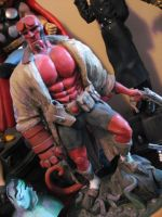 hellboy by ebooze