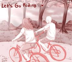 DFH- Let's Go Riding by shock777
