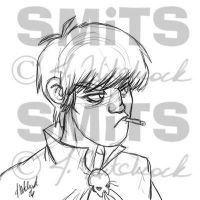 Murdoc Niccals by Smitkins