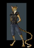 ensign t'osh (civilian attire)  -  commission by nightwing1975