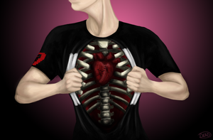 Marked Heart by irdeadite