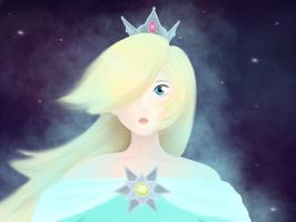 Rosalina: Queen of the Cosmos by VannerRox