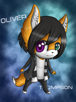 .::Oliver Thompson::. by painter-des