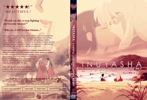 Inuyasha DVD Cover Revised by ladykikyou