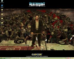 Dead Rising Desktop by DraDrathun