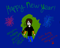 OOC AND HYUN KI HAPPY NEW YEARS by AskHyun-kiNKorea