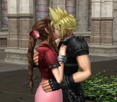 Request - Cloud and Aeris by nasiamarie88