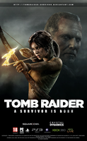 Tomb Raider - Unofficial Poster by FearEffectInferno