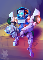 Tailgate (collab) by CandyChameleon
