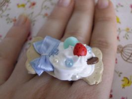 +S.O.A.: delicious candy ring+ by BloodyPhoenix