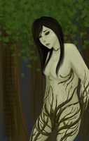 Lady of the Forest by PhantasmicDream
