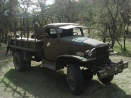 WWII Truck by warman707