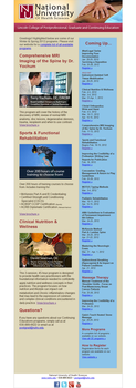 Continuing Ed Email Blast - Version 2 by rlcamp