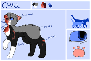 Chill - Reference [2015] by Cheri-Blossomz