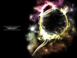 Smoke Planet by nithilien