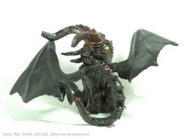 WoW Deathwing custom resculpt shot 9 by Bee-chan