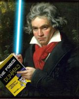Beethoven was a Jedi by CaptainEpic